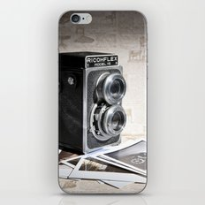 Keepsakes I iPhone & iPod Skin
