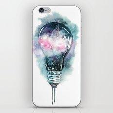 Universe light iPhone & iPod Skin
