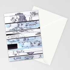 Autistic Remix #002 Stationery Cards
