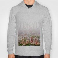 Rainy Tokyo Hoody