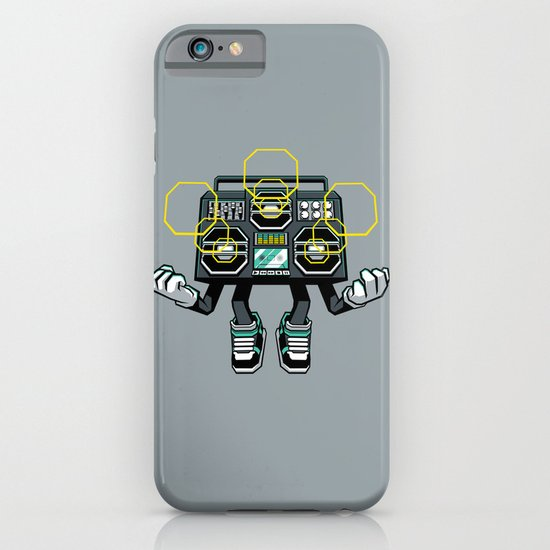 Rise And Amplify iPhone & iPod Case