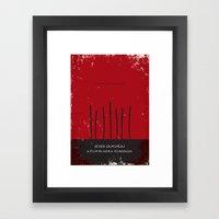 Seven Samurai Framed Art Print