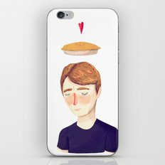 The Facts Were These iPhone & iPod Skin