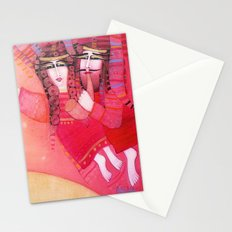 LET'S GO! Stationery Cards