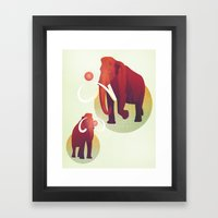 Empower Framed Art Print