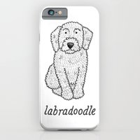 Dog Breeds: Labradoodle iPhone 6 Slim Case