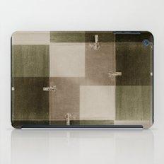 random pattern iPad Case