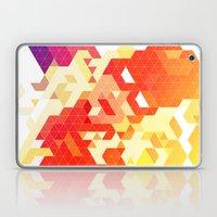 Geometric Hero 3 Laptop & iPad Skin
