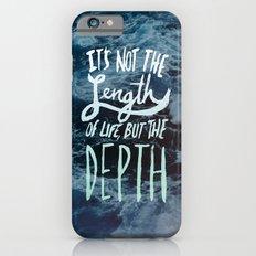 Big Sur x Depth Slim Case iPhone 6s
