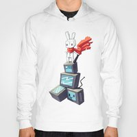 Hoody featuring King Of The Hill by Freeminds