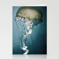 Sea Lantern Stationery Cards