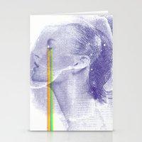 Lacryma Color 3 Stationery Cards
