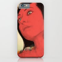 iPhone & iPod Case featuring Quivver by Lowercase Industry