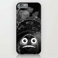 iPhone & iPod Case featuring Alone In The Dark by Ghostsontoast