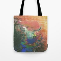 vibeyantlers Tote Bag