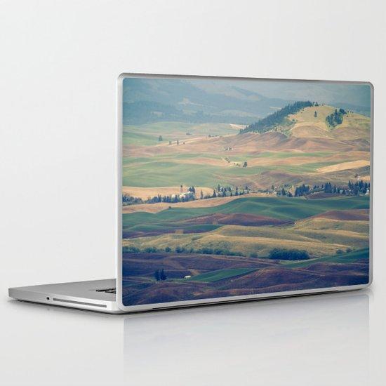 The Palouse Laptop & iPad Skin