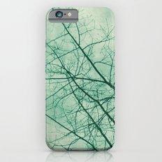 Tree In Green Slim Case iPhone 6s