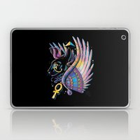 Pharaoh Cat Laptop & iPad Skin