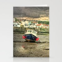 Storm Brewing Stationery Cards