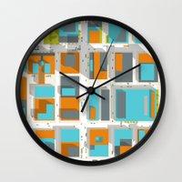 Ground #06 Wall Clock