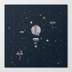 M - Triton Canvas Print