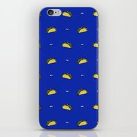 LET'S TACO 'BOUT IT iPhone & iPod Skin