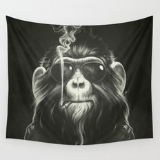 Smoke 'Em If You Got 'Em Wall Tapestry