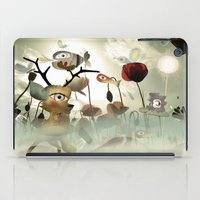 Delicious Light and Transparency  iPad Case