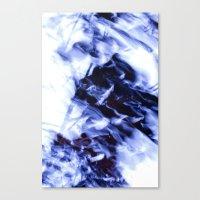 Impressionist Leaves ~ I… Canvas Print