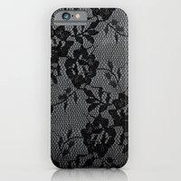 Romance In  Black & Whit… iPhone 6 Slim Case