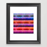 Fabrics Framed Art Print