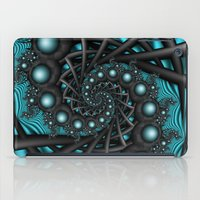 Cyber Wave iPad Case