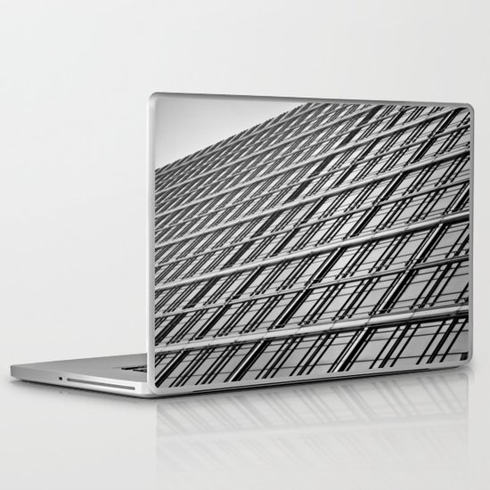 Skyscraper Abstract Laptop & iPad Skin