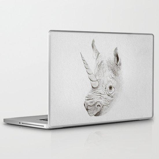 Rhinoplasty Laptop & iPad Skin