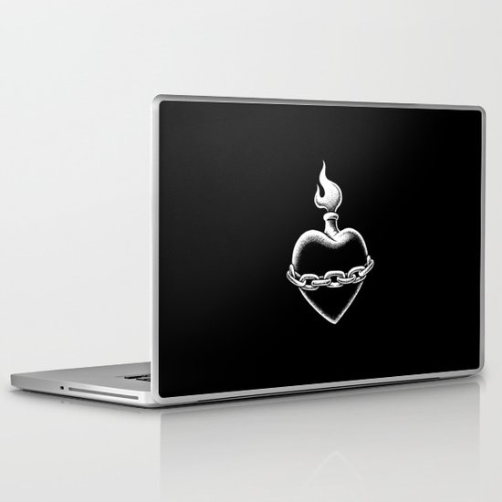 Bridled Heart Laptop & iPad Skin