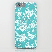Vintage Garden iPhone 6 Slim Case