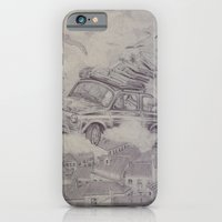 500 Km high iPhone 6 Slim Case