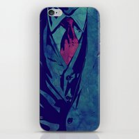 Gentleman iPhone & iPod Skin