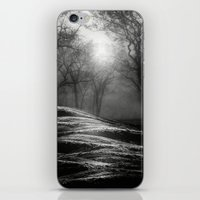 Black And White - From S… iPhone & iPod Skin