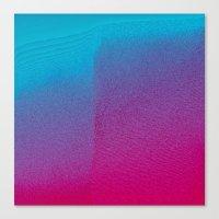 Pink Haze Canvas Print