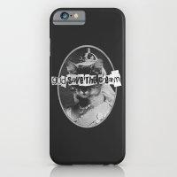 Never Mind The Furballs! iPhone 6 Slim Case