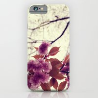 iPhone & iPod Case featuring Spring is here by Little Miss Joey
