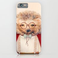 iPhone & iPod Case featuring Hedgehog by Animal Crew