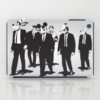 Walt's Protection Crew iPad Case