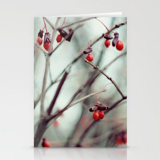 December Dream Stationery Card