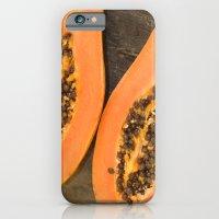Papaya Fruit iPhone 6 Slim Case