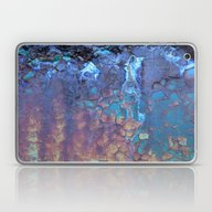 Laptop & iPad Skin featuring Waterfall  by Lena Weiss