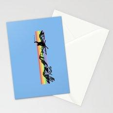 Off Piste Ski Stationery Cards