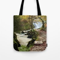 The Land of Elves Tote Bag