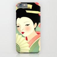 Geisha: Rose iPhone 6 Slim Case